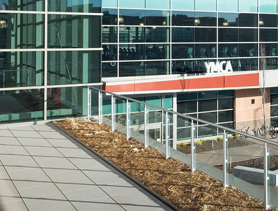VUE™ Glass Railing System